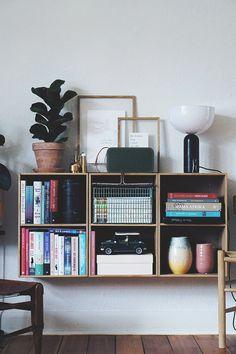 Room Inspiration, Interior Inspiration, Scandinavian Living, Mid Century House, Home Office Decor, Beautiful Interiors, Home Decor Accessories, Interior Design Living Room, Konmari