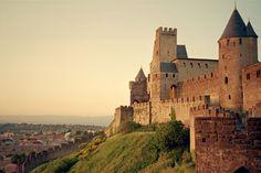 Carcasona-Languedoc-Francia