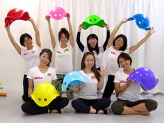 The Bilibo Pilates team in Japan. www.bilibopilates.com #pilates #kidspilates