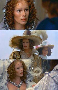 Geraldine Chaplin ― The Three Musketeers (1973)