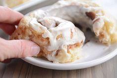 Amazing Flaky Buttermilk Biscuit Cinnamon Rolls