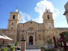 「St.John's Co.Cathedral」Valletta, Malta