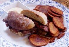 Prego No Pao   Garlic Steak Sandwiches - Portuguese Food - Portuguese Food Recipes
