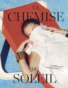 Fashion / Cover / ELLE France #StillLife
