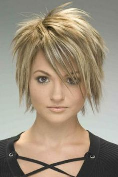 Browse this site http://www.hairstyleshoster.com/ for more information on Medium Haircuts For Thick Hair. Medium Haircuts For Thick Hair is the most versatile haircut that one could ever opt for. The length of this haircut can be anywhere between medium and short. It depends totally upon your choice that either you get it cut short or medium. This haircut emits creativity and sort of fashion statement for lots of teen girls.