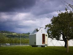 Awesome Diogene Cabin Concept By Renzo Piano And RPBW For Vitra. Vitrau0027s Smallest  Building To Date