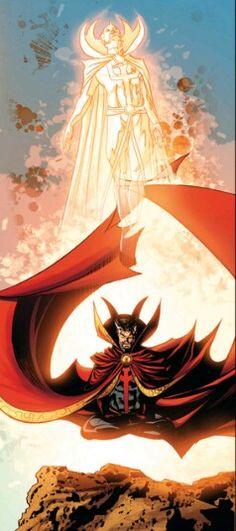 Marvel Comics: Dr. Strange                                                                                                                                                                                 Más