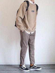 Fashion 90s, Korean Fashion Men, Fashion Outfits, Retro Fashion Mens, Fashion Ideas, Fashion Shirts, Fashion Quotes, Vintage Fashion Men, Fashion For Men