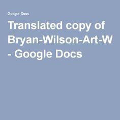 Translated copy of Bryan-Wilson-Art-Workers-excerpt.pdf - Google Docs