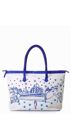 Kanta Weekender Bag by Catrinka