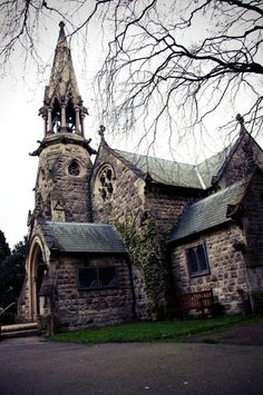 """Hither Green Dissenters Chapel, London from the article """"10 Beautiful Abandoned Churches of the World: From Mortuary Chapels to Grand Cathedrals"""""""
