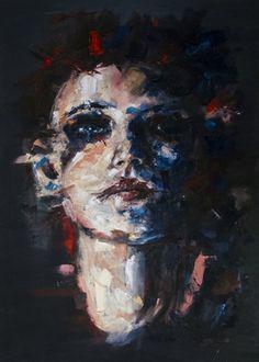 "Saatchi Art Artist Davide Cambria; Painting, ""Let Down"" #art"