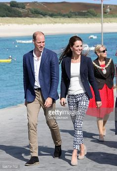 Duchess of Cambridge Scilly Isles