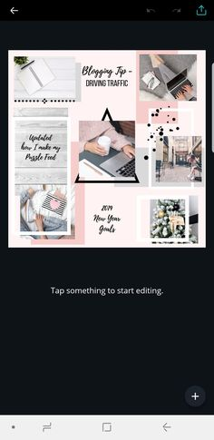 How To Make A Puzzle Feed In Canva (Without Photoshop) — Paper & a Plan Instagram Feed Layout, Instagram Design, New Year Goals, Traditional Paint, Color Picker, Make Color, Old Master, How To Plan, How To Make