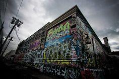 graffiti walls in seattle   Graffiti Wall   Flickr - Photo Sharing!