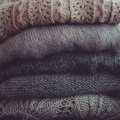 ❤ . . #layers #knittinginspiration #knitstagram #knittersofinstagram #instaknitters #knitting #wool #instaneulojat #neulominen #handmade…