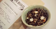 Reviews of the Bluebird Tea Co Christmas Collection - Christmas Cake, Snowball, Mulled Wine and Candy Cane flavour teas.