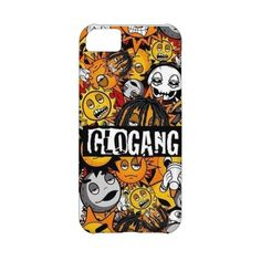 Glo Gang Iphone 5c Case ($40) ❤ liked on Polyvore featuring accessories and tech accessories