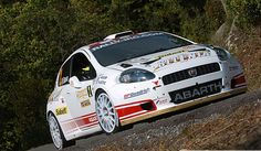 San Remo 2008 - Basso Giandomenico - Dotta MitiaiconFiat Abarth Grande Punto S2000