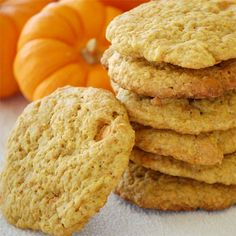 pumpkin pie cookies