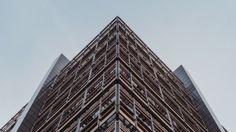 Preview wallpaper facade, building, architecture, skyscraper 3840x2160