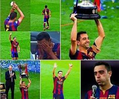 Good Bye Xavi ♡♡