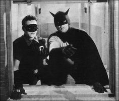 Batman and Robin is a 15-chapter serial released in 1949 by Columbia Pictures. It is a sequel to the 1943 serial Batman, although with different actors. Robert Lowery played Batman, while Johnny Duncan played Robin. Supporting players included Jane Adams as Vicki Vale and veteran character actor Lyle Talbot as Commissioner Gordon. The Dynamic Duo face off against the Wizard, a hooded villain with an electrical device which controls cars and a desire to set challenges for the Dynamic Duo.