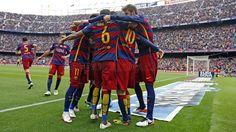 FC Barcelona - RCD Espanyol (5-0) | FC Barcelona