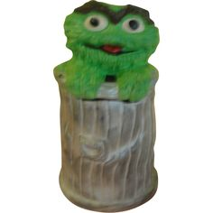 a90bbab319c California Original Oscar the Grouch Muppets 972 Cookie Jar