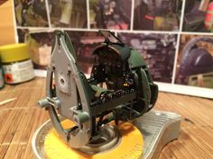 Corsair birdcage tamiya 1/32 scale in progress