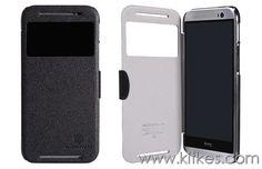 Nillkin Fresh Leather Case HTC One M8 - Rp 135.000 - kitkes.com