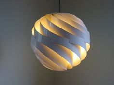 Vintage Louis Weisdorf Turbo lamp 1965 by Lyfa Ballerup Denmark: €275,00 #Lamp #Louis_Weisdorf #Lyfa_Ballerup