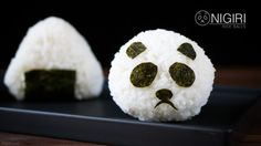 Perfect for a bento lunch or picnic - Onigiri (Japanese Rice Balls) are fun and delicious! Smoked Salmon Sushi, Small Tea Cups, Japanese Rice, Rice Balls, Asian Recipes, Healthy Recipes, Ethnic Recipes, Food Art, Kids Meals