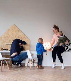 Home Decoration Ideas Kinderhoek - speelhoek - woonkamer - STUVA - IKEA wooninspiratie How Can You B Play Corner, Kids Corner, Girl Bedroom Designs, Kids Bedroom, Baby Boy Rooms, Baby Room, Ikea Stuva, Casa Kids, Ikea Inspiration