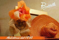 Maxi fiori artigianali in seta per salutare l'estate... #cappello #cappelli #hat #instalike #instafun #instalife #fashion #womenfashion #madeinitaly #livorno #madeinitaly #moda #modadonna #fascinator #artigianato #modisteria #modella #modelle #fashionphoto #accessori #stile #style #l4l #wedding
