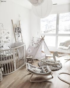 Amazing Nursery Ideas for the most beloved Kid – Home, Fashion & Beauty Baby Bedroom, Baby Boy Rooms, Baby Boy Nurseries, Baby Room Decor, Nursery Room, Girls Bedroom, Country Baby Rooms, Baby Room Neutral, Baby Room Design