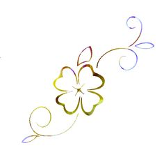 Want this tattoo in white ink, on the back of my right shoulder with Corrine's initials hidden in it....Someday!!