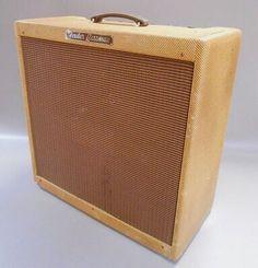 1958 Fender Tweed Bassman Amp