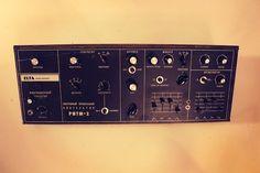 MATRIXSYNTH: Desktop RITM-2 Soviet Synthesizer