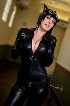 Catwoman by Jessica Nigri