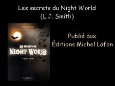 Les secrets du Night World (L.J. Smith) http://youtu.be/R5op-0LCazM