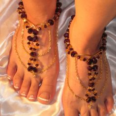 Barefoot sandals at the Shopping Mall, $35.00