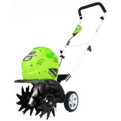Greenworks 27062 g-max rototiller your best gardener