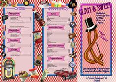 Glam & Sweet (carta)