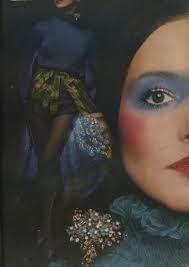 Fashion by Thea Porter, UK Vogue 1977