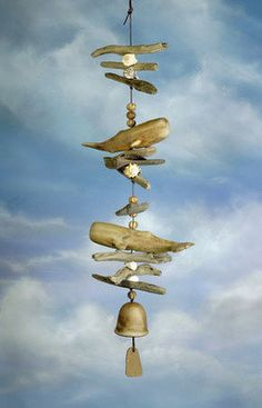 Sperm Whale Wind Chime