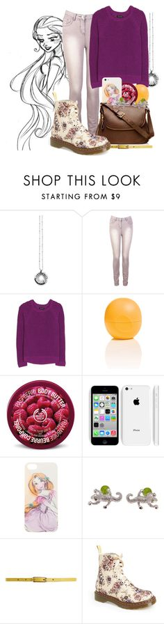 """""""Just a day like a normal day - Rapunzel"""" by alexxhutcherson ❤ liked on Polyvore featuring Kasun, rag & bone, Eos, The Body Shop, Disney, Tom Ford, Tateossian, Maison Boinet and Dr. Martens"""