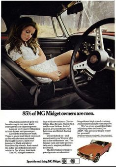 '70's MG Midget