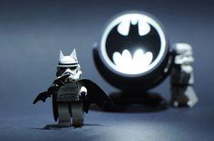 #LEGO Todos quieren ser Batman