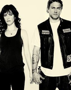 Sons of Anarchy: there's only so much a Woman will stand and support her man by ask Tara